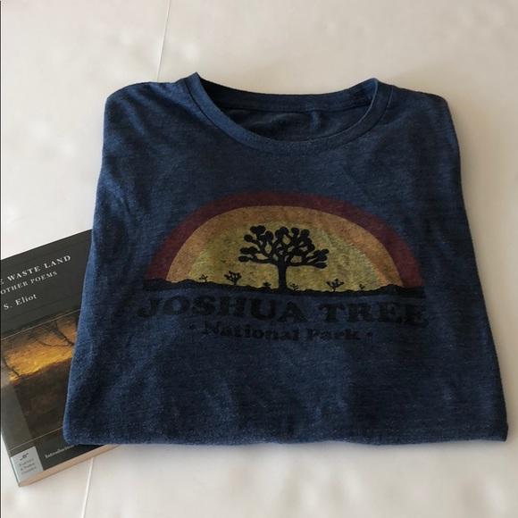 876d99c9a Lucky Brand Other - Lucky Brand Joshua Tree National Park Tee